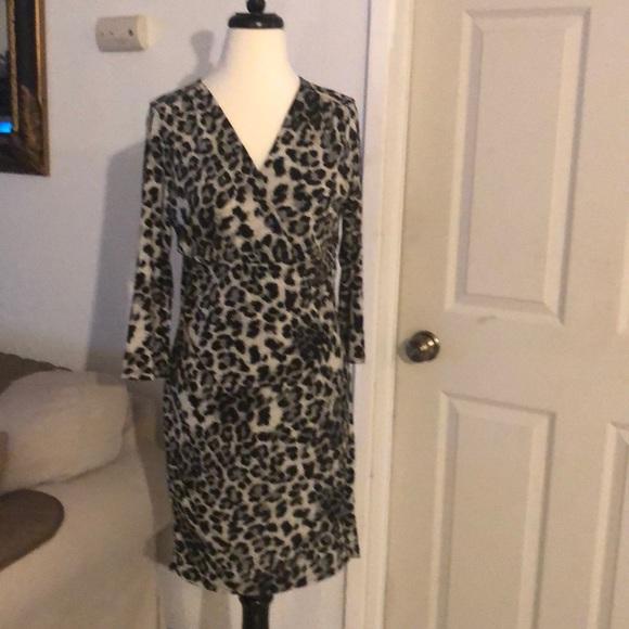 ny colletion Dresses & Skirts - ny collection dress animal prints!!
